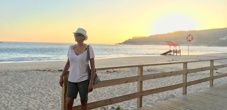 Solo woman's journey to authentic life after 50