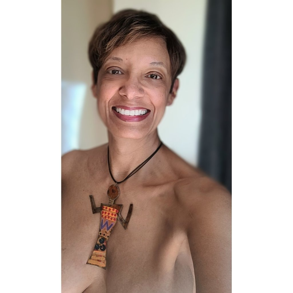 Ageless over 50 woman living authentic life